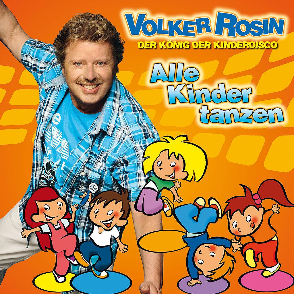 Alle Kinder tanzen (CD)