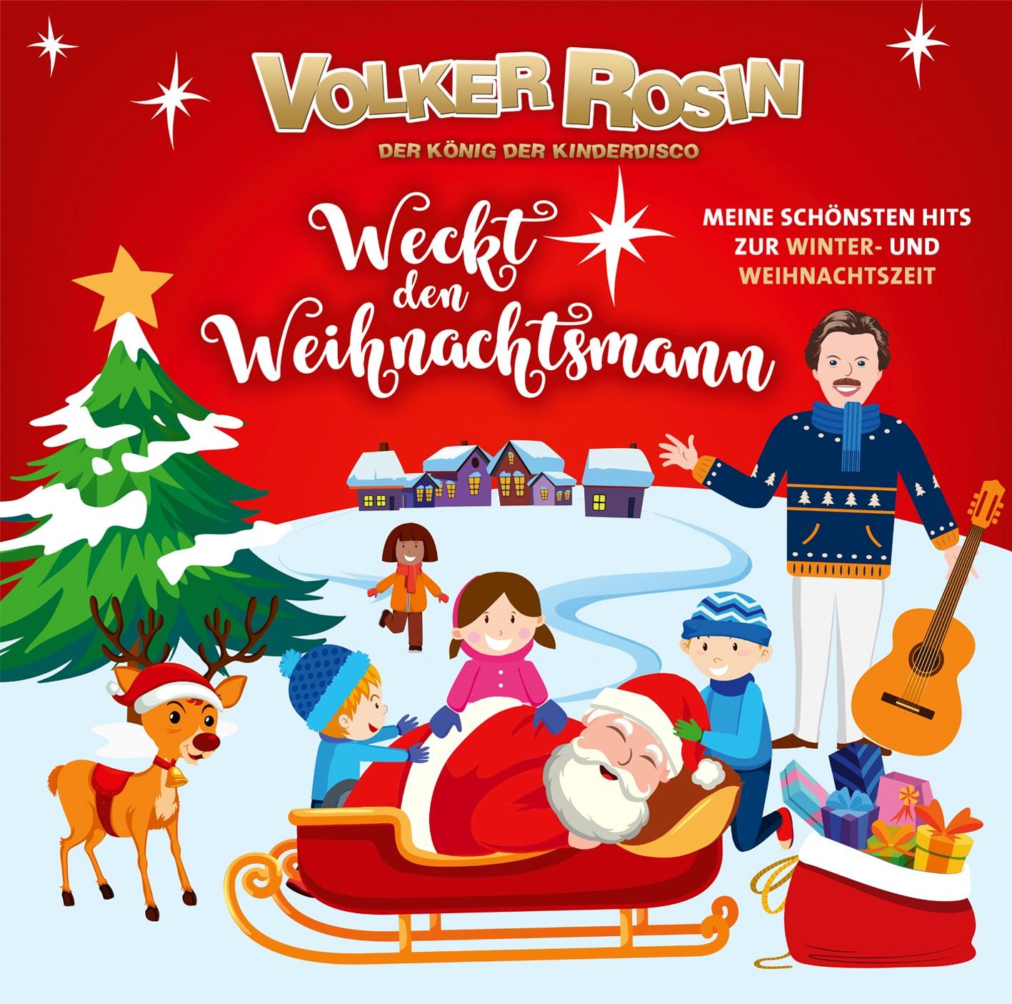 Weckt den Weihnachtsmann (CD)