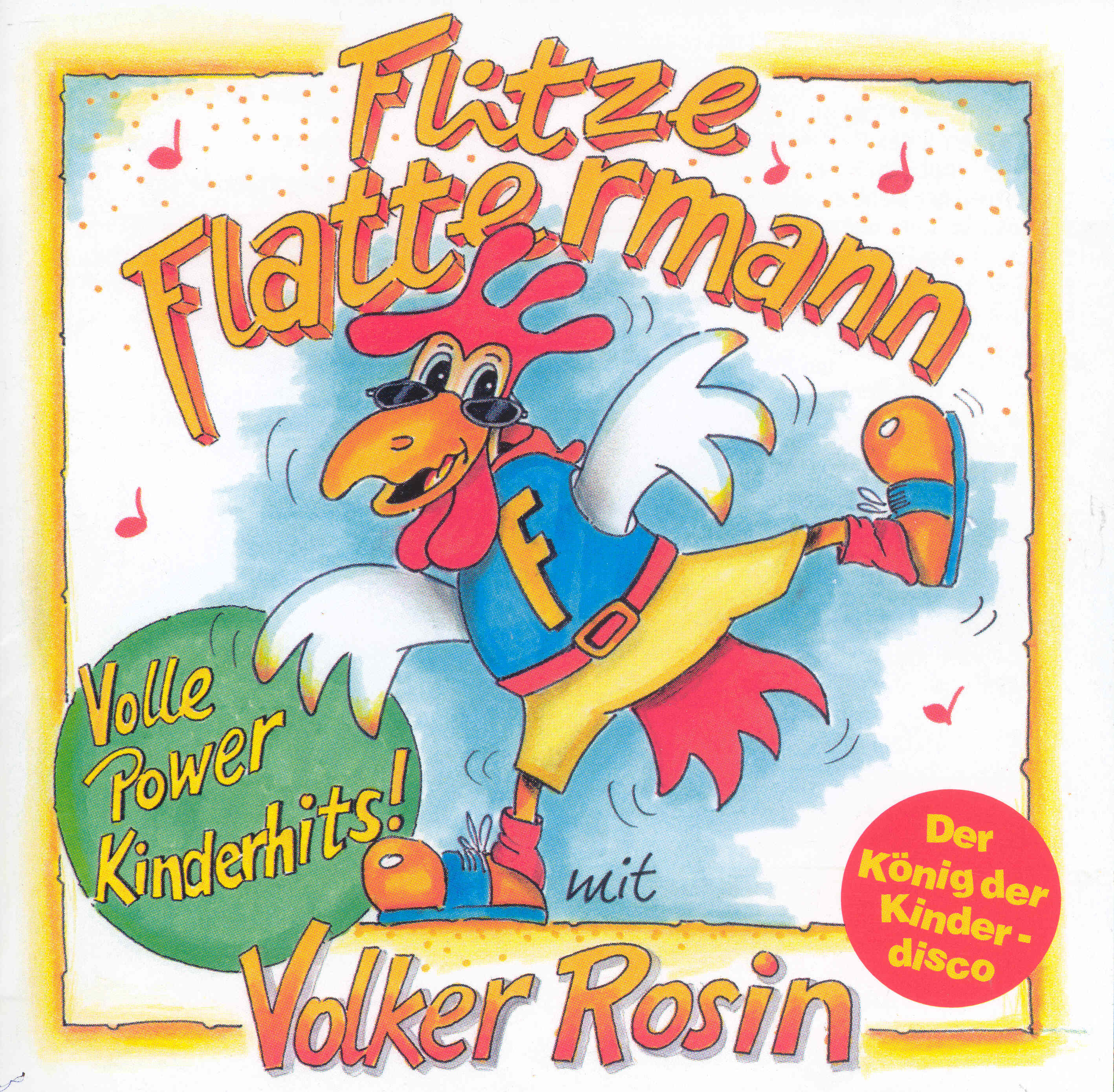 Flitze Flattermann (CD)