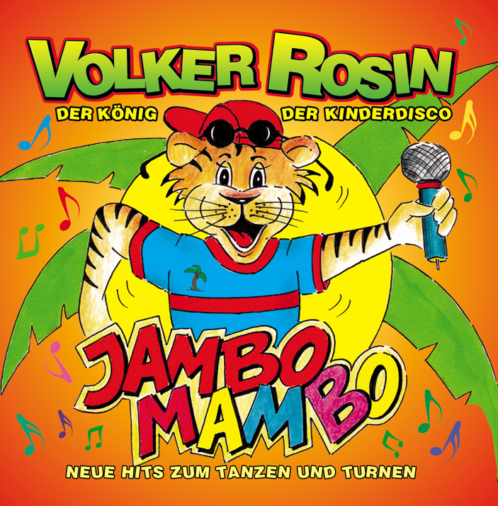 10 - Jambo Mambo (CD)
