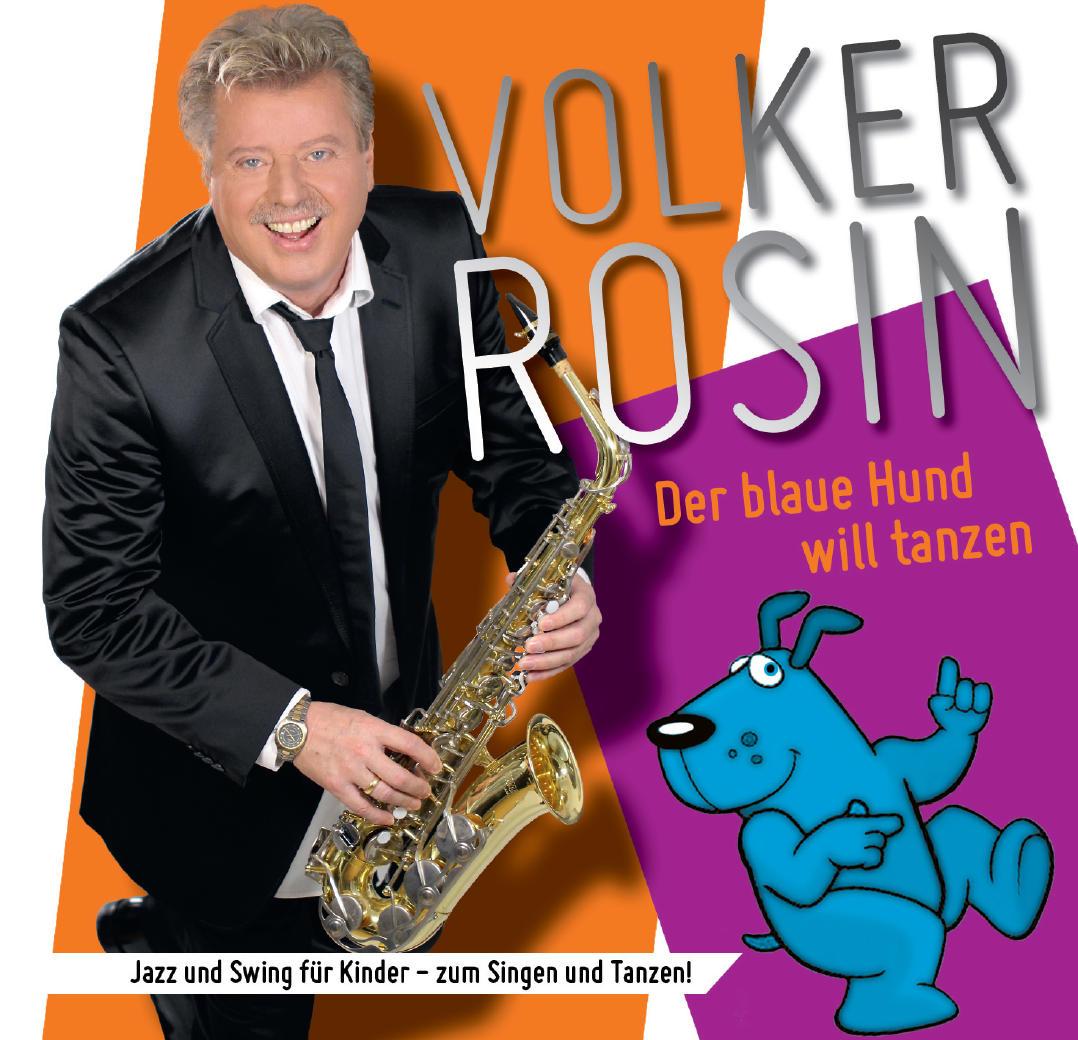Der blaue Hund will tanzen (CD)