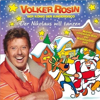 Der Nikolaus will tanzen (CD)