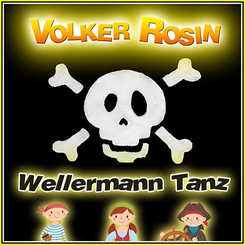 Für kleine Seeräuber und Seebären: Der Wellermann Tanz von Volker Rosin ist da!